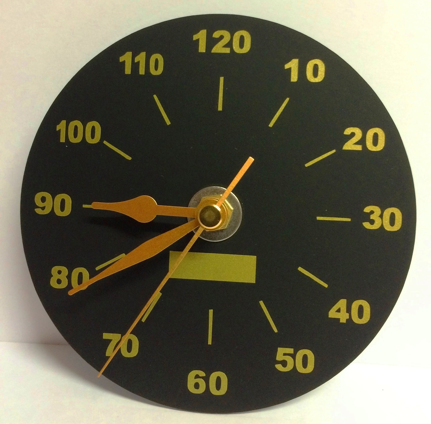 Speedo - Clock Face for CD's / 45's / LP's and 78's