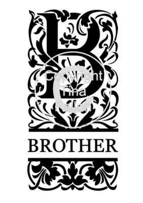 Split Letters - Brother