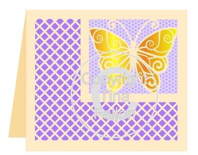 Butterfly Card 5