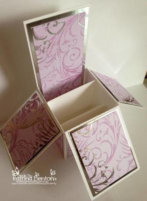 Pop Up Box-Card