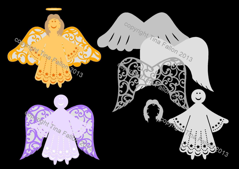 Mix n Match Angel Set