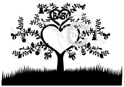 Baby Tree No 3