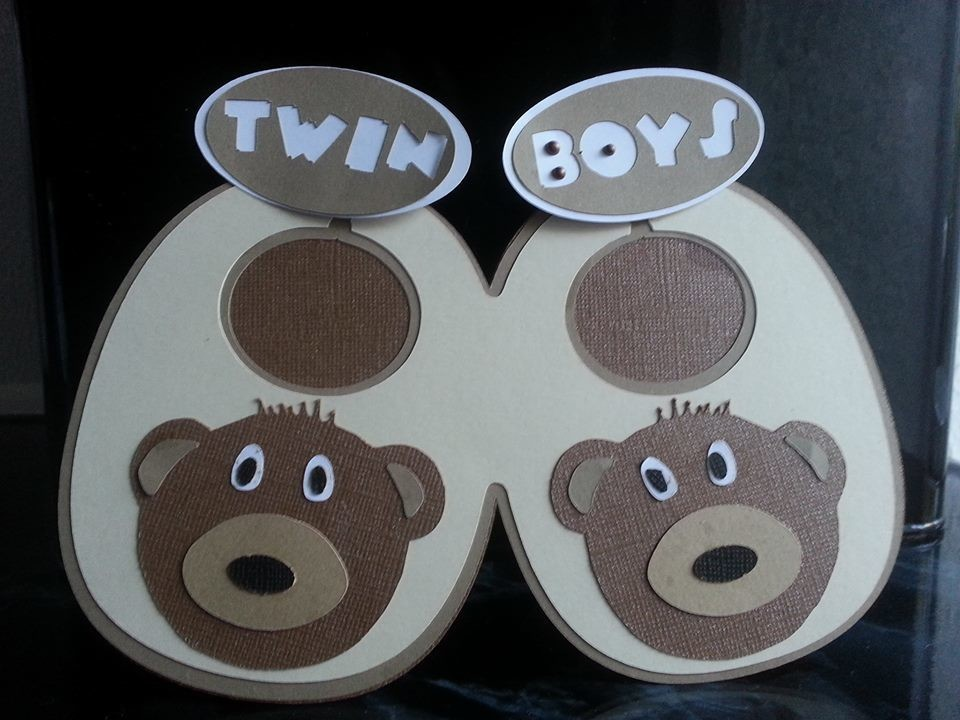 Bib No 3 for TWINS
