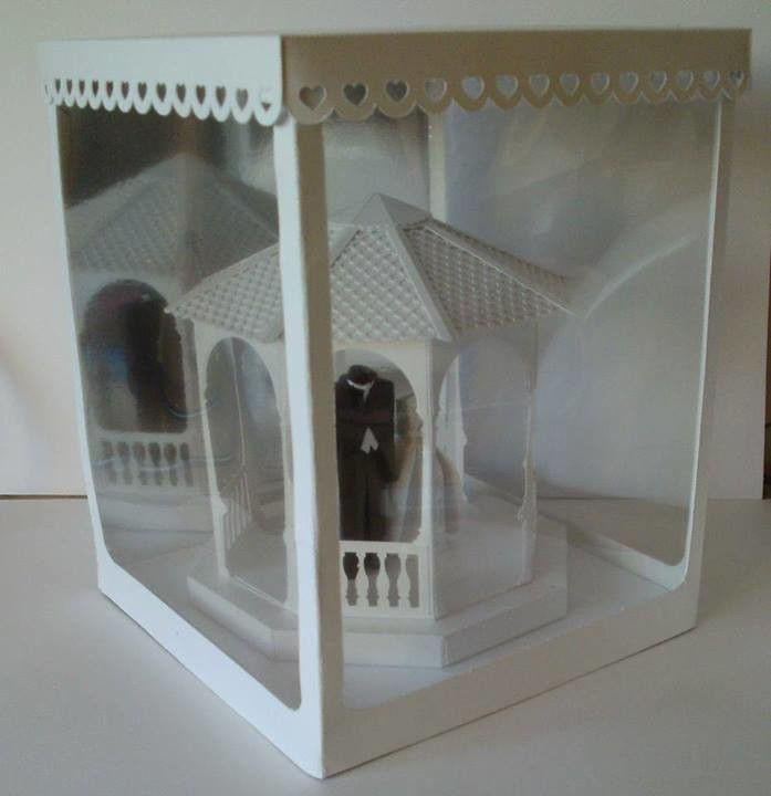 MEGA Box.  Pre-set size is approx 9.5 inches by 7.5 inches,