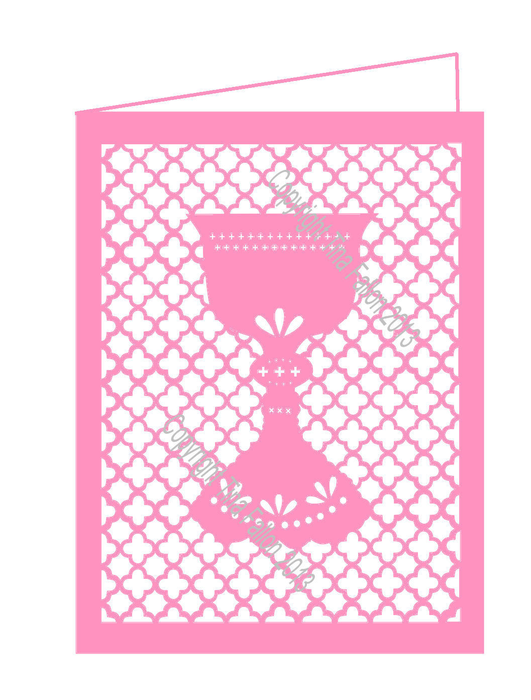 COMMUNION / CONFIRMATION CARD 3