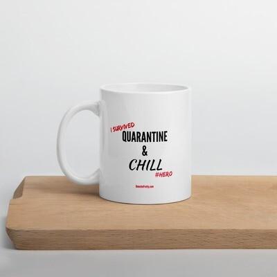 Quarntine & Chill - Mug