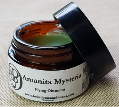 Amanita Mysteria - Flying Ointment
