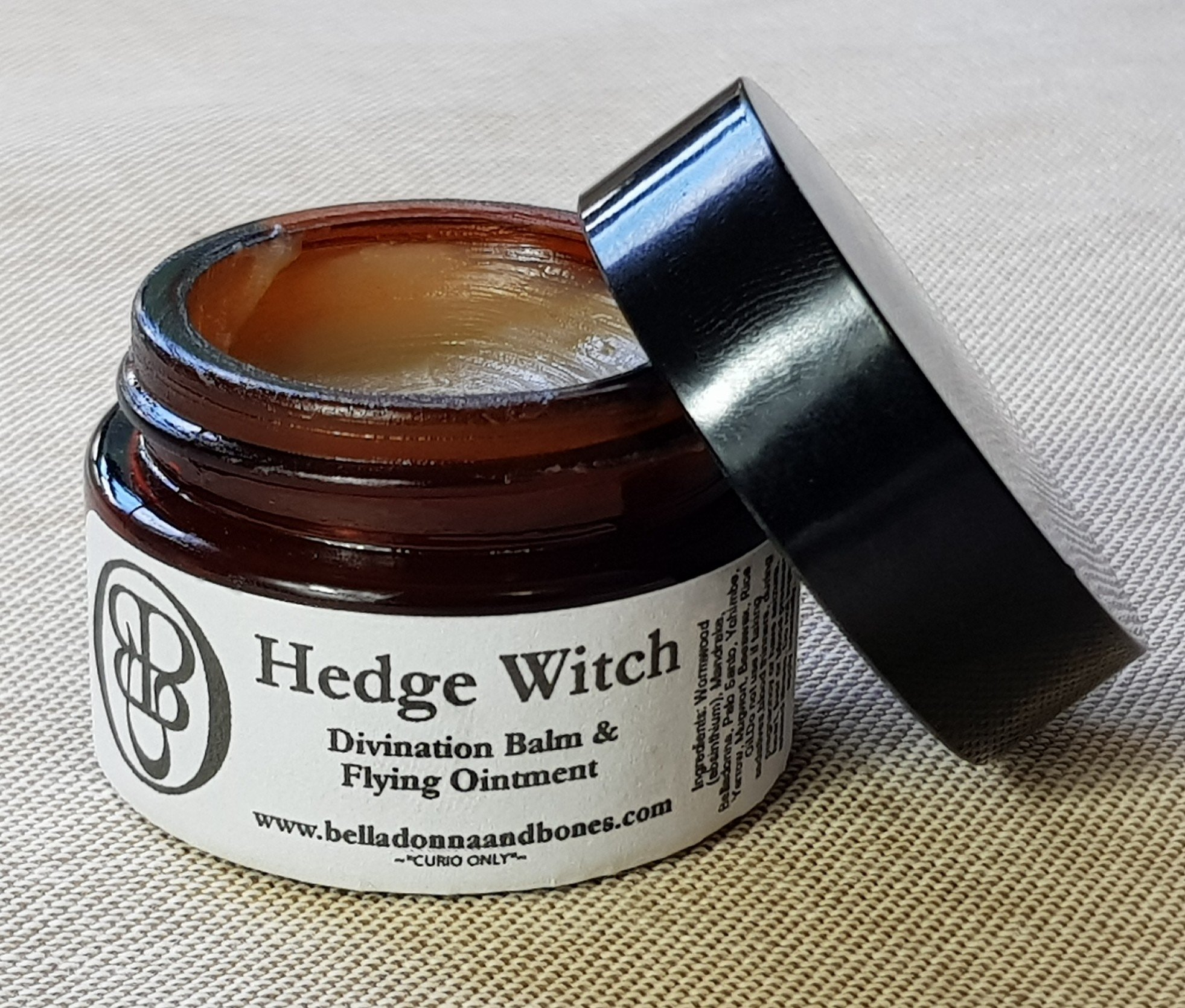 Hedge Witch - Divination Balm & Flying Ointment