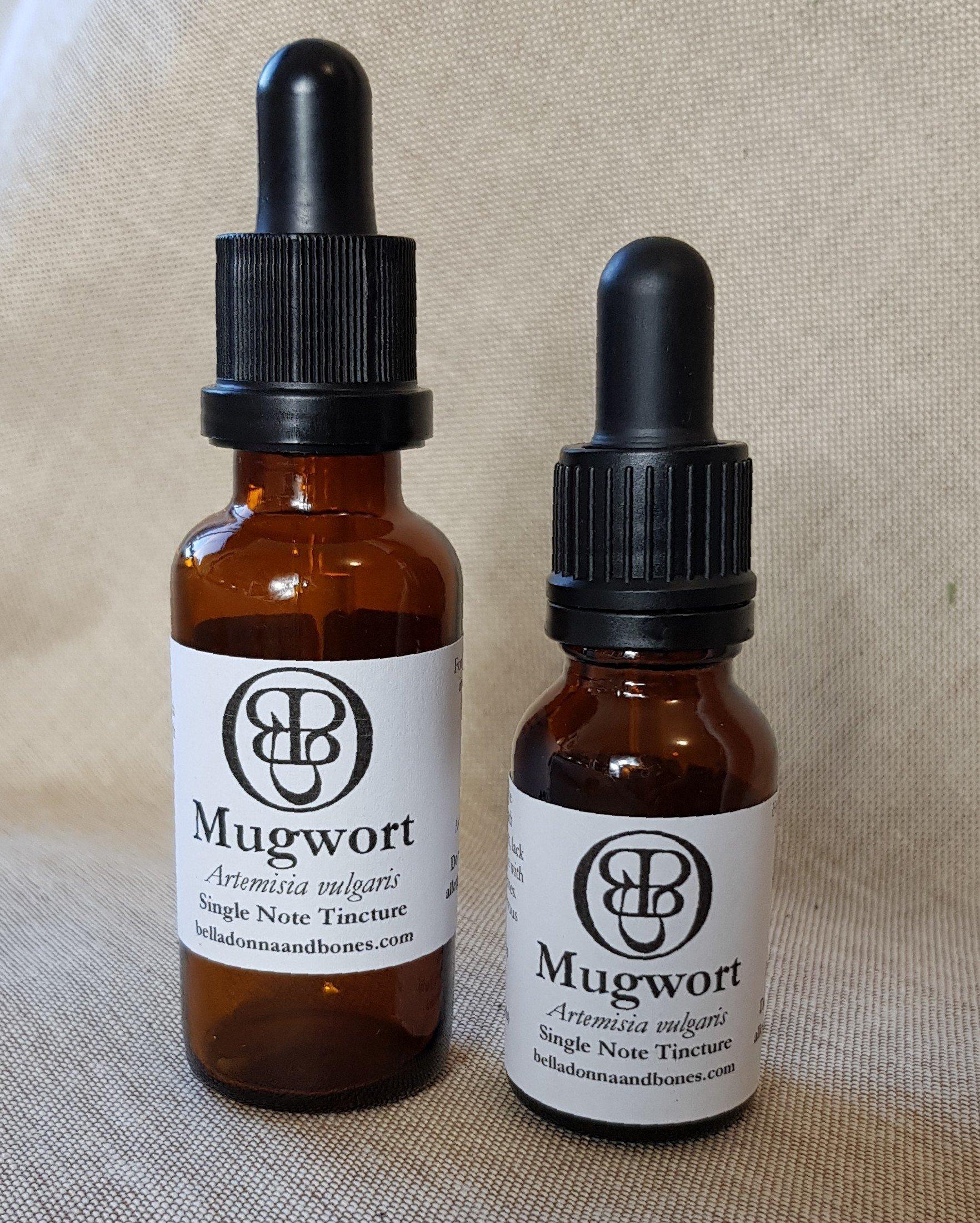 Mugwort Tincture Mugtin