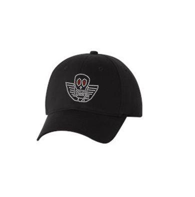 JOE PERRY BONEYARD LOGO BLING CAP 140017