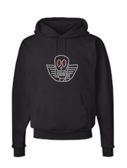 JOE PERRY BONEYARD UNISEX PULLOVER FLEECE HOODIE 140010