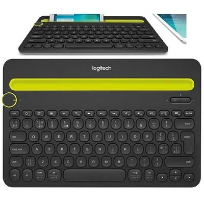 Teclado Bluetooth Multidispositvo Logitech Negro
