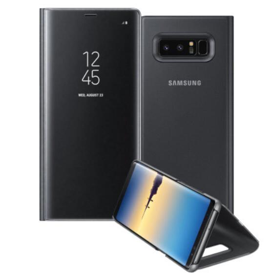 Case S-View Galaxy Note 8 Samsung 100% Original - Gris