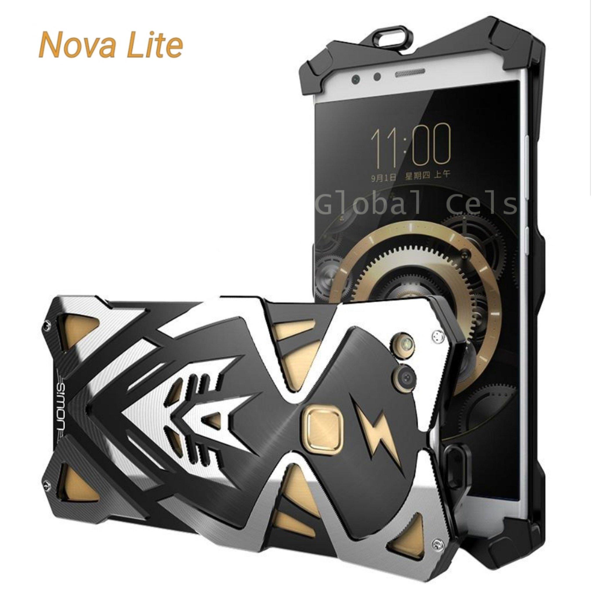 Case Huawei Nova Lite Metal Thor con Pernos atornillables 00201