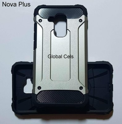 Case Huawei Nova Plus Recios de 2 partes AntiGolpes