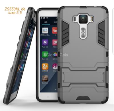 Case Asus Zenfone 3 ZS550KL deluxe 5,5 con parante de inclinación