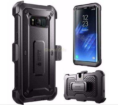 Case Supcase Galaxy S8 Plus S8 Extremo Protector 360 c/ Gancho