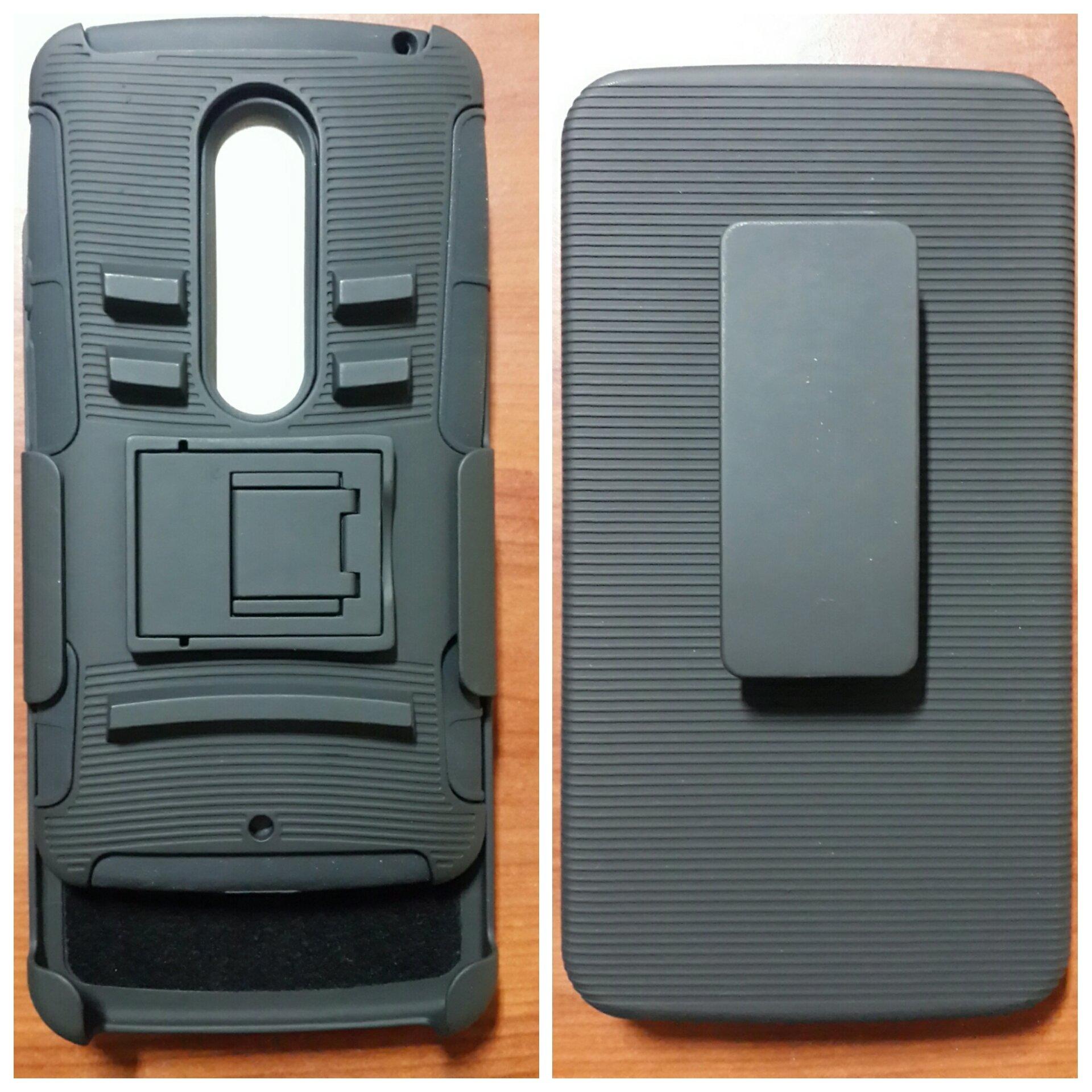 Case Holster Motorola MOTO G3 / Moto G de 3ra Generación gancho más parante 00079
