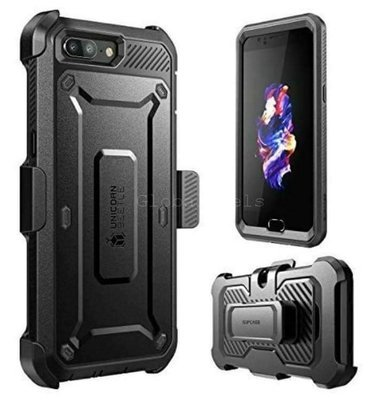 Case One Plus 5 Protector Supcase Unicorns Armadura