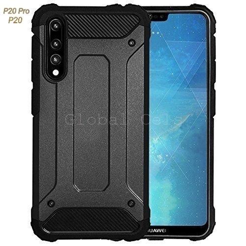 Case Huawei P20 Pro / P20 Antigolpes Super Reforzados de 2 partes 00284