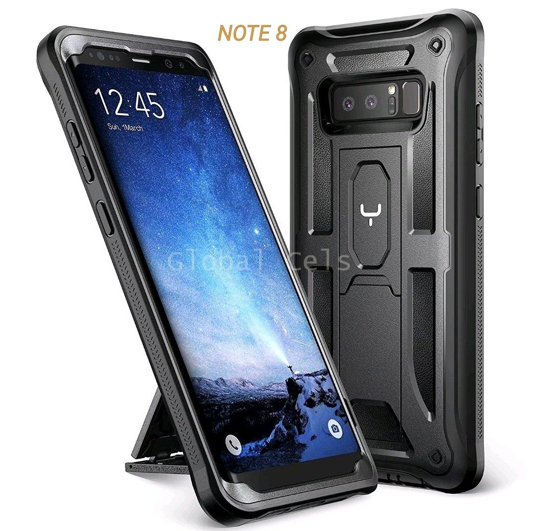 Case Galaxy Note 8 Armadura Youmaker Extremo + Gancho + Parante