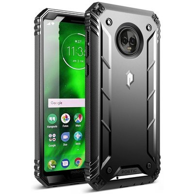 Case Moto G6 Normal Carcasa 360 c/ protector de pantalla Integrada