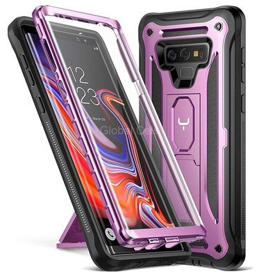 Case Recio Galaxy Note 9 c/ Parador Vertical y Horizontal c/ Mica