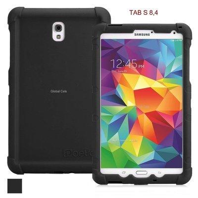 Case Protector Galaxy Tab S 8,4 T700 Goma Silicona Gruesa Antigolpes