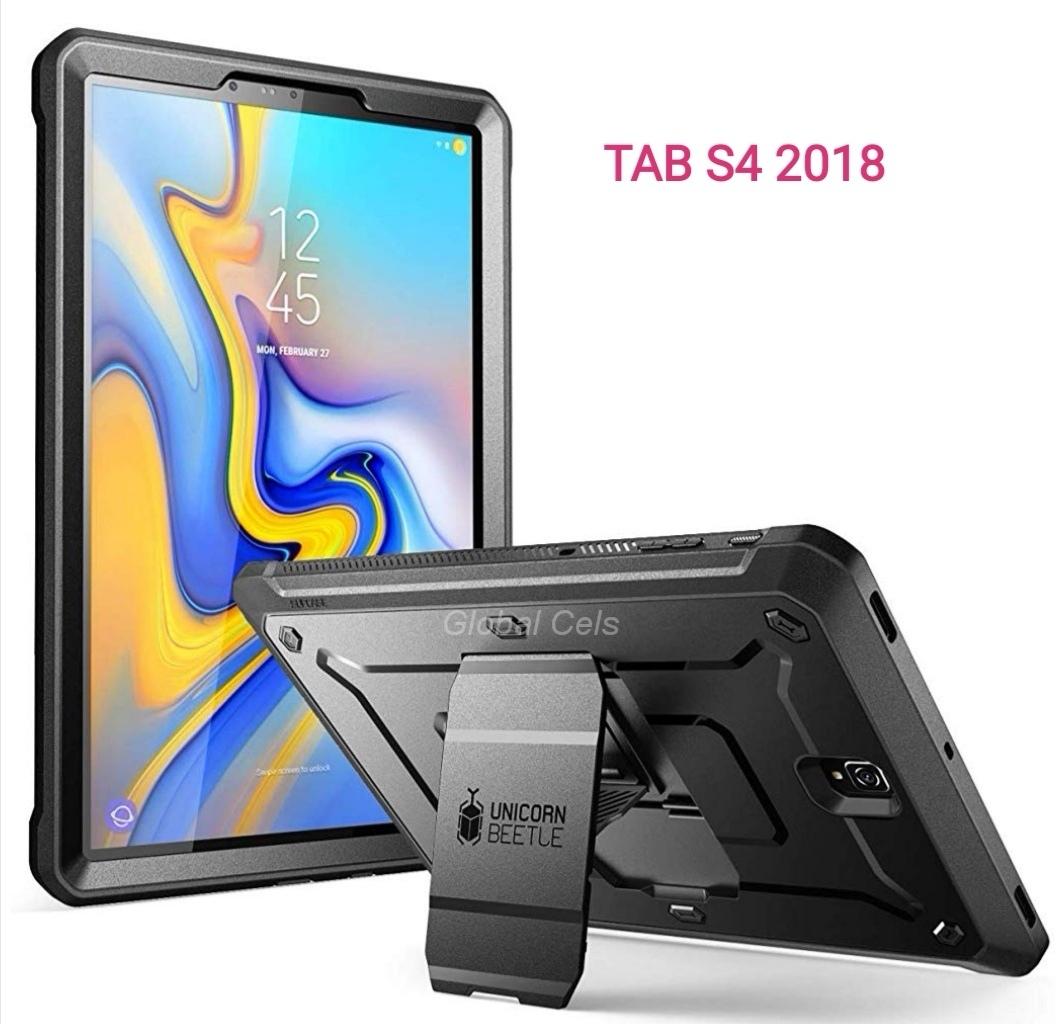 Case Galaxy Tab S4 T830 2018 Supcase Protector de Caídas y Golpes fuertes 00355