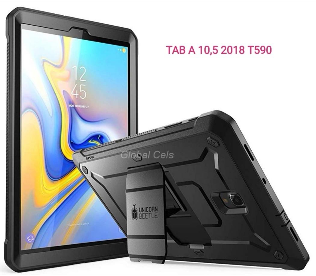 Case Galaxy Tab A 10,5 T590 2018 Supcase Unicorns Recios Funda 360 00356