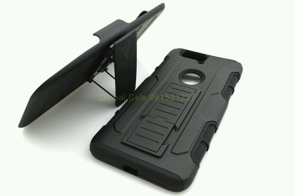 Case Huawei Google Nexus 6P holster Gorila con gancho para la correa y soporte