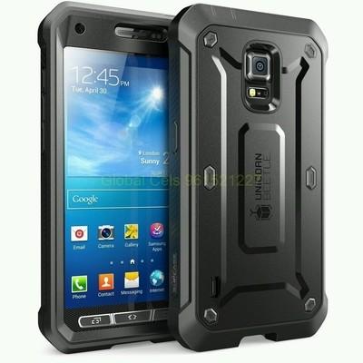 Protector Extremo Supcase Samsung GALAXY S5 ACTIVE Mica Incorporada