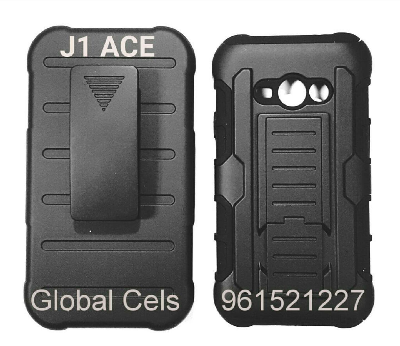 ef5fb3cd04d Case funda Samsung Galaxy J1 Ace J110m Carcasa Funda Holster Gancho
