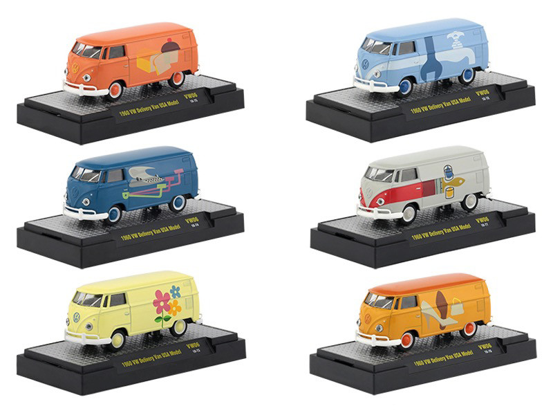 Set VW bus 6
