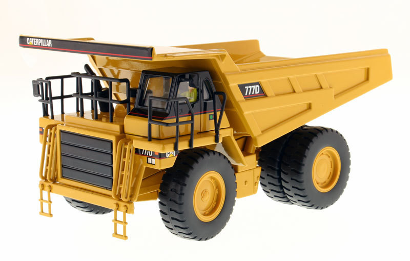 Caterpillar 777D Off-Highway Dump Truck
