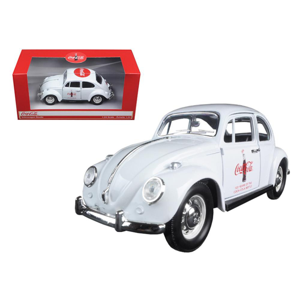 1966 VW Beetle Coca Cola
