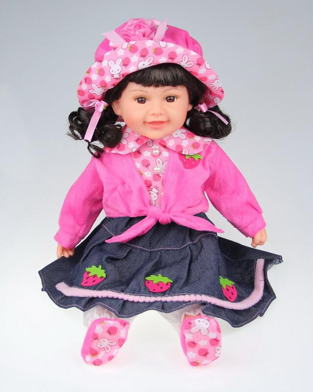 Muñeca Fanny