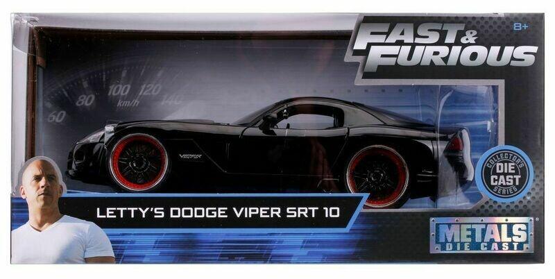 DODGE VIPER SRT10 LETTYS