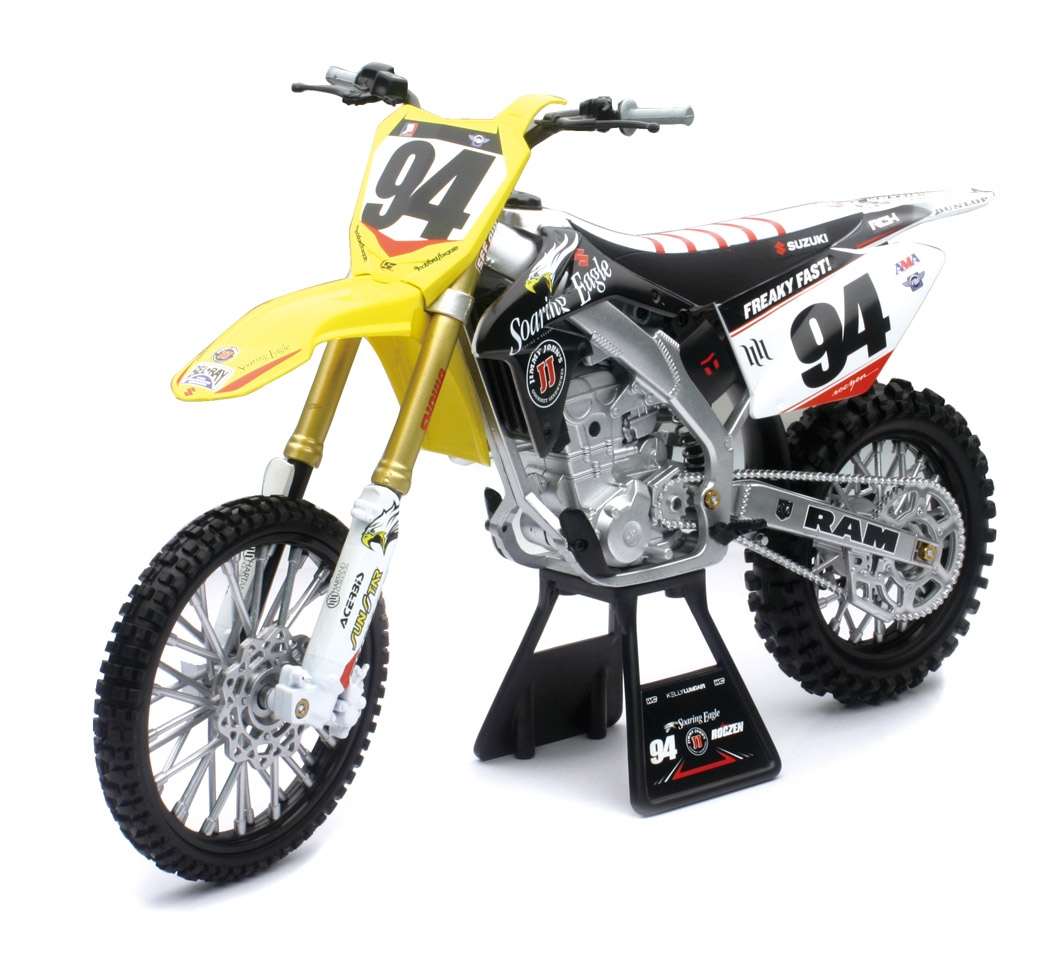 Suzuki RM-Z450 Ken Roczen Bike