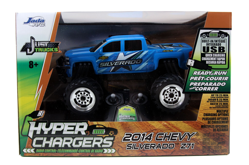 2014 Silverado R/C