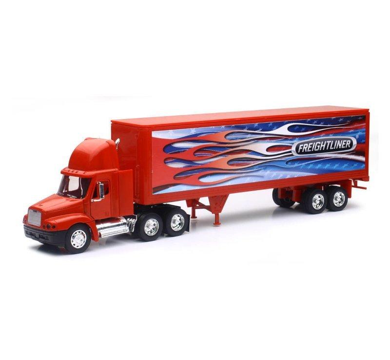 Freightliner Patriotic Truck
