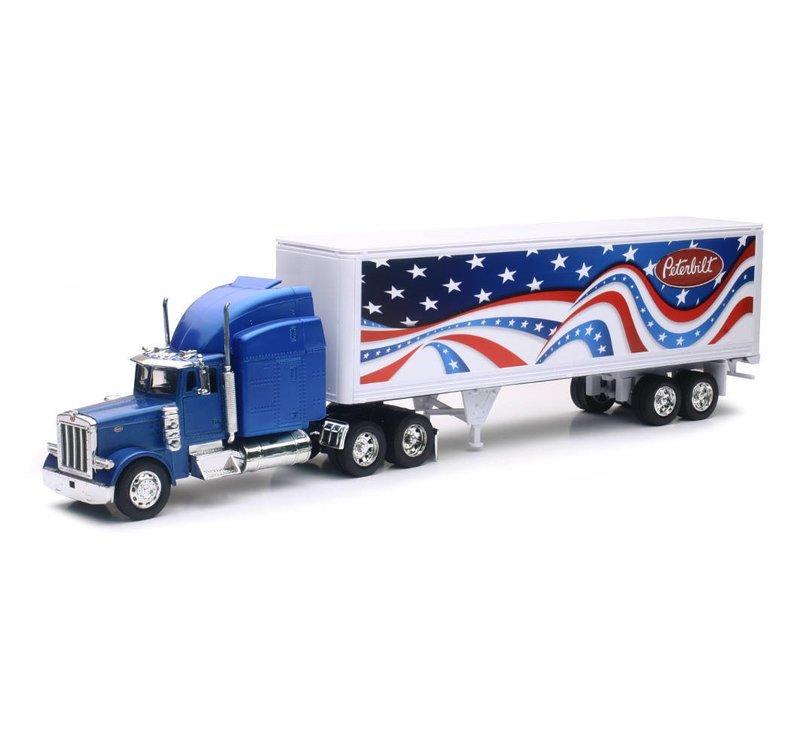 Peterbilt 379 Patriotic Truck