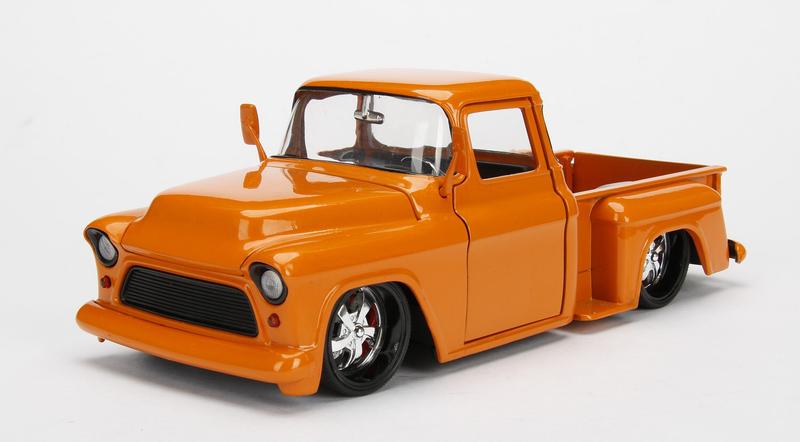 1955 Chevy Stepside