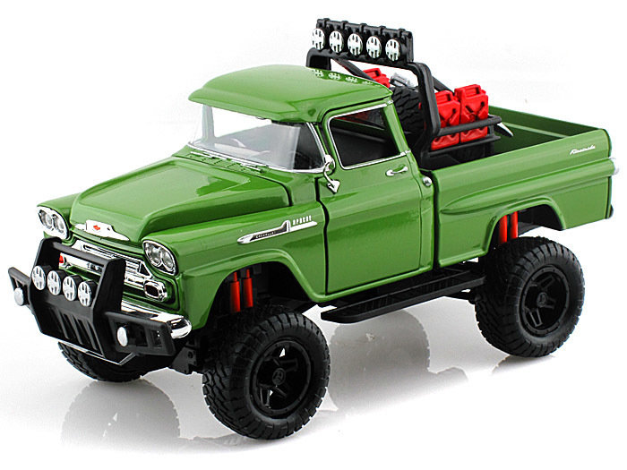 1958 Chevy Apache Off Road