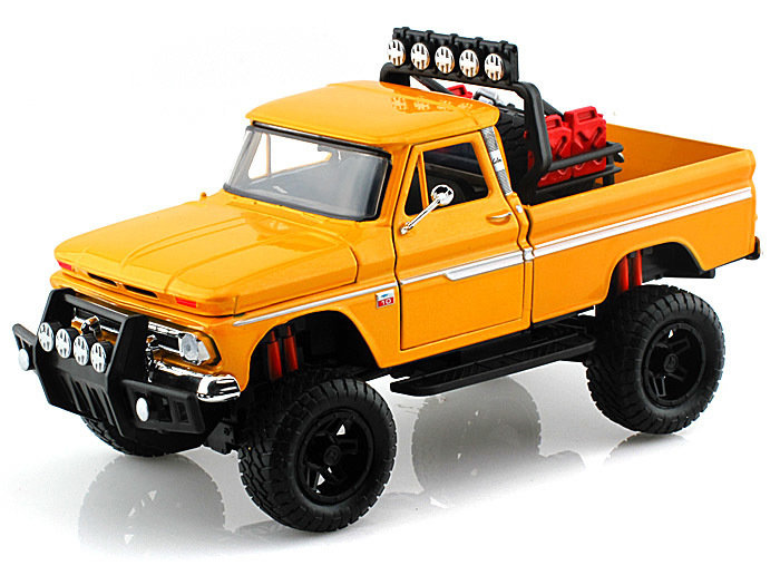 1966 Chevy C10 Off Road