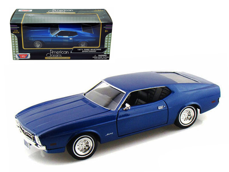 1971 Ford Mustang Sportroof