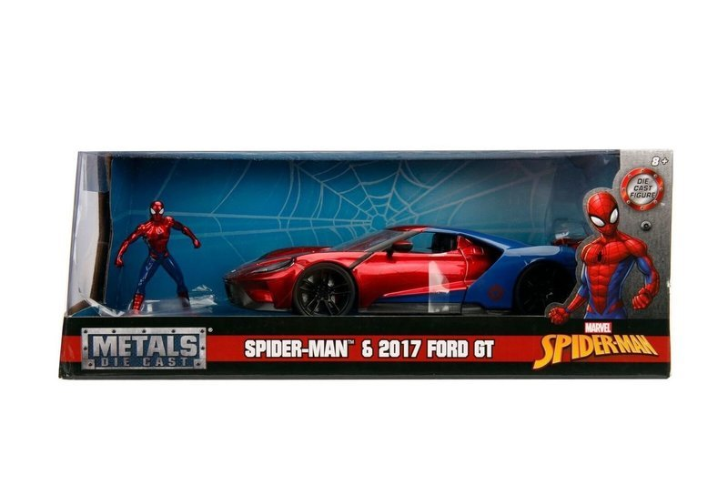 2017 Ford GT SpiderMan
