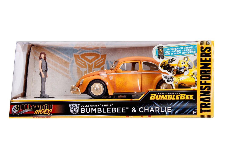 VW Beetle Bumblebee