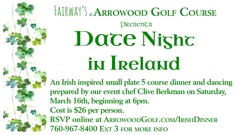 Date Night in Ireland