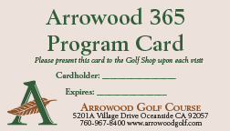 Arrowood 365 Program